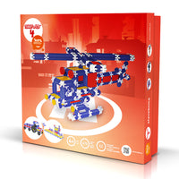 SEVA 4 - Smart Building Toys for Smart Kids