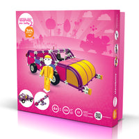 SEVA for GIRLS 2 - Smart Building Toys for Smart Kids