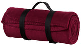 M021 - Fleece Blanket with Carrying Strap