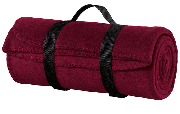 RP021 - Fleece Blanket with Carrying Strap