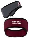 M024 - Two-Color Fleece Headband