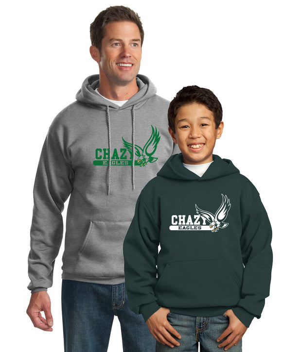 C006 - Youth Hooded Sweatshirt