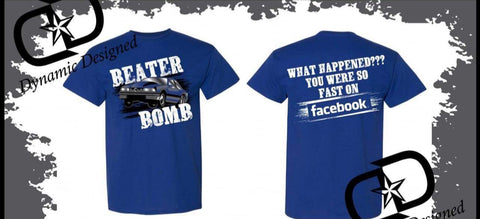 Facebook Beater Bomb Shirt