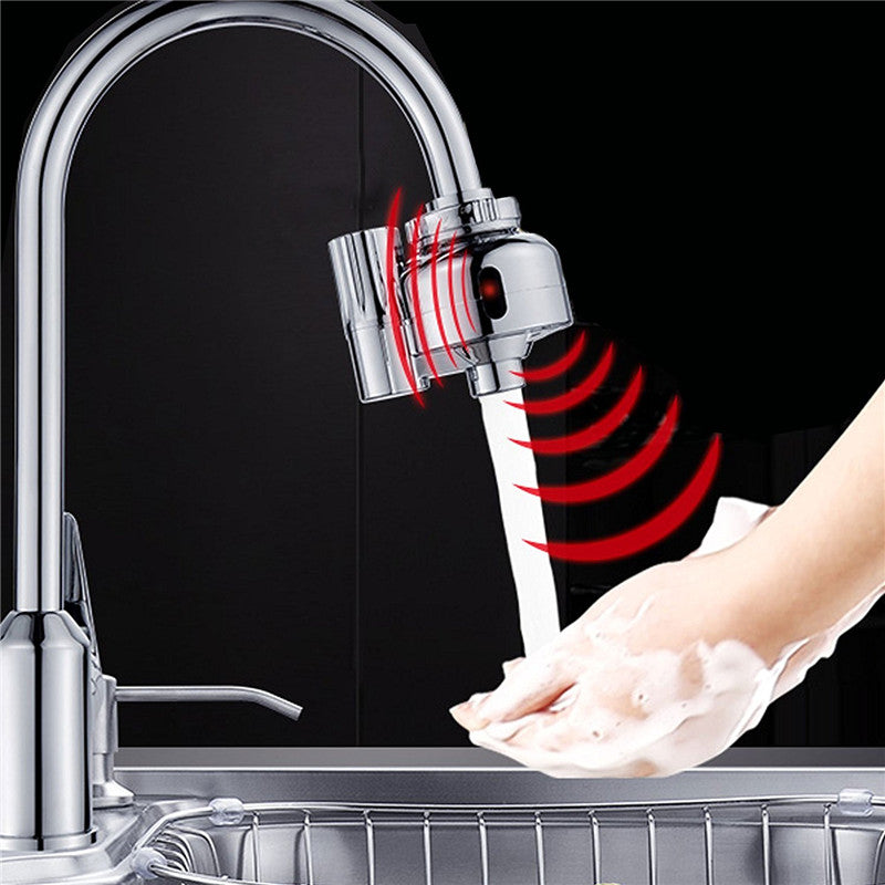 Automatic Touchless Faucet Adapter Dual Sensor w/ Timer – AJNA