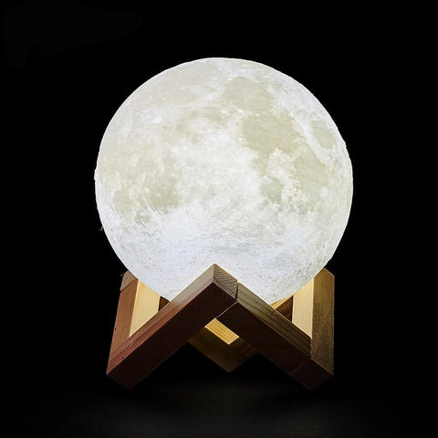 3D Magic Moon Light