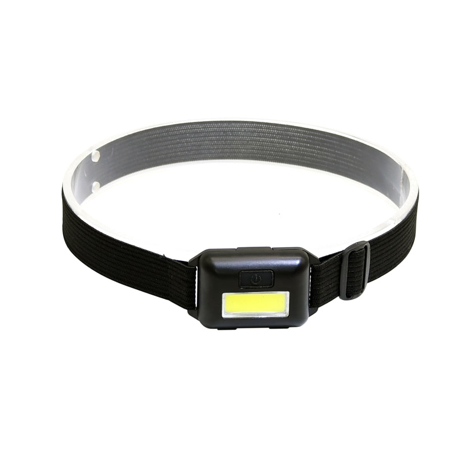 Waterproof Outdoor LED Headlamp