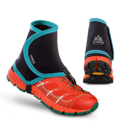 Low Trail Running Gaiters