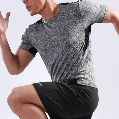Daily Running Short Sleeve Tee