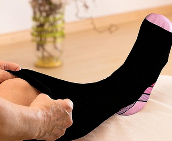 Leg Huggies - the optimal compression socks