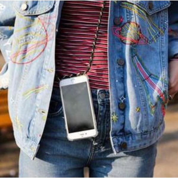 Crossbody Cord iPhone Case