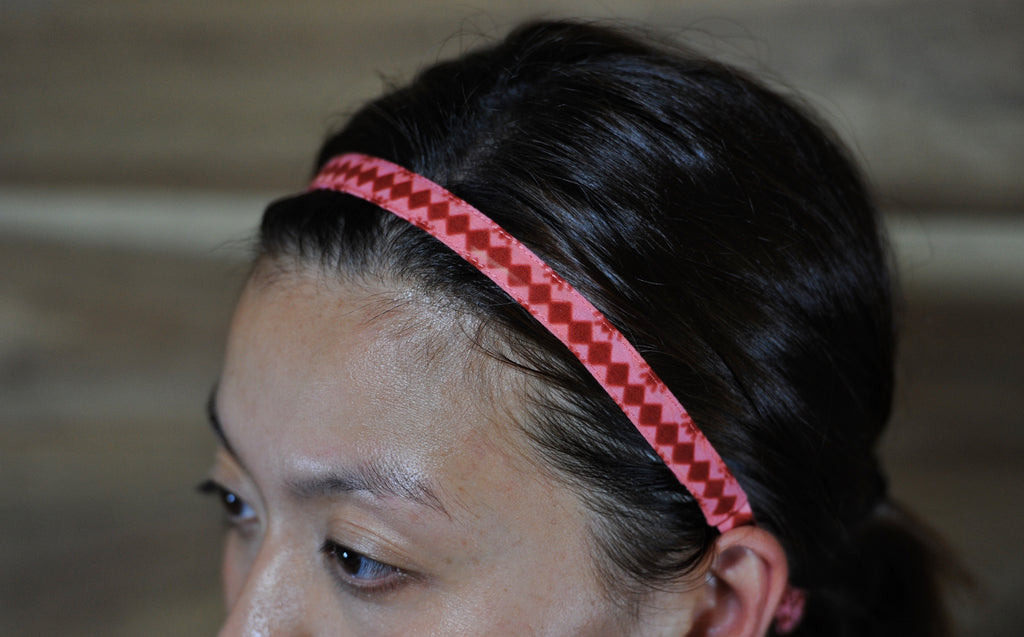 Sisingal (Headband) - Red