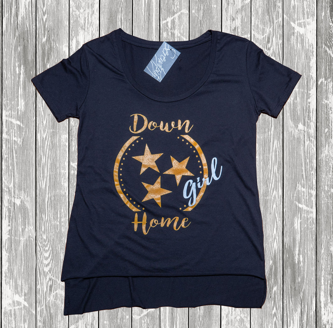 Down Home Girl S/S  Tee