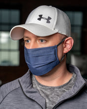 Unisex Face Mask with Tie & Filter Pocket