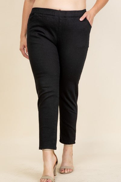 Curvy Best Fit Jegging
