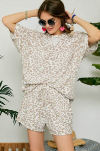 Lazy Leopard Set