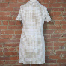 Kristen Window Pane Dress