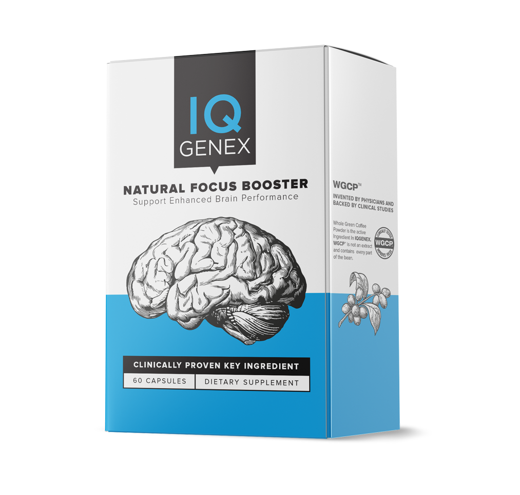 IQGenex - Focus Support Supplement