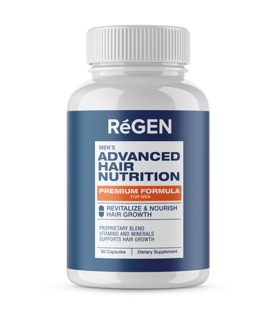 REGEN – Men's Hair Nutrition Evaluation Offer
