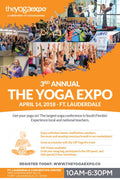 Yogeasy Hands will debut at The Yoga Expo Ft. Lauderdale!