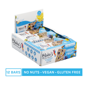 Blueberry Lemon Box of 12 - Blake's Nut Free