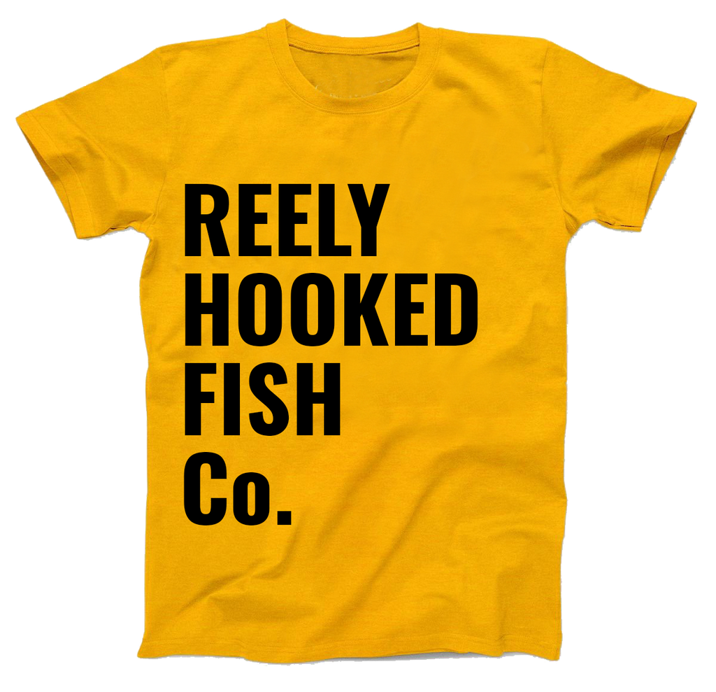 Reely Hooked T-shirt
