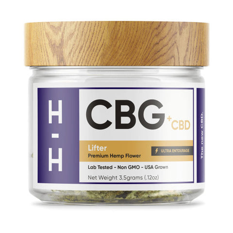 Hhemp CBG Flower - Lifter