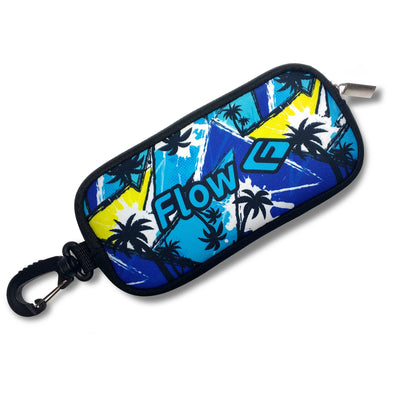 Neoprene Goggle Case - Surf Style