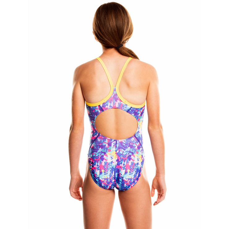 Girls Funky Swimsuit - Swim Style
