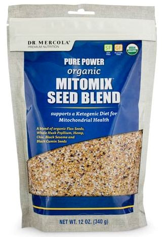Dr. Mercola | Mitomix Seed Blend | 34 Servings