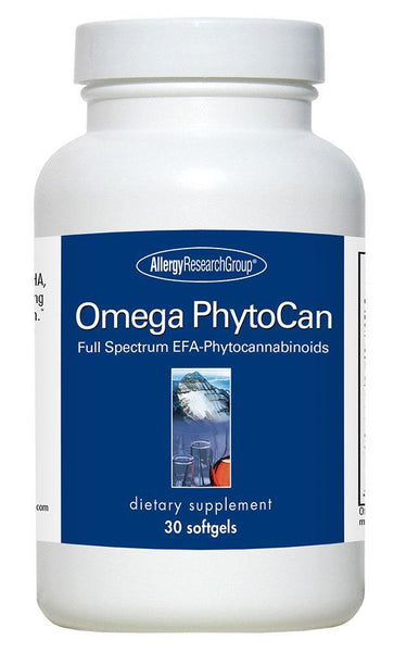 Allergy Research Group | Omega PhytoCan | 30 Softgels