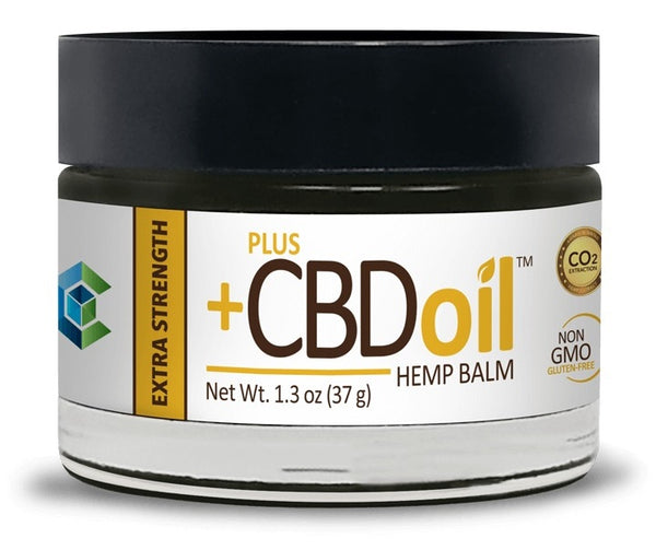 PlusCBD Oil | PlusCBD Oil Balm Extra Strength | 1.3 oz