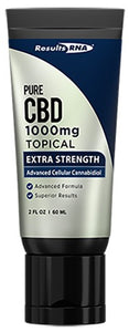 Results RNA | Pure CBD Topical 1000mg Extra Strength | 2 oz
