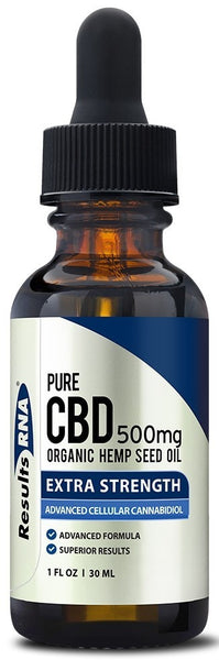 Results RNA | Pure CBD 500mg Extra Strength | 30 ml