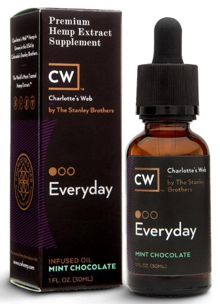 CW Hemp | Everyday Hemp Oil | Mint Chocolate