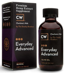 CW Hemp | Everyday Advanced | Olive Oil