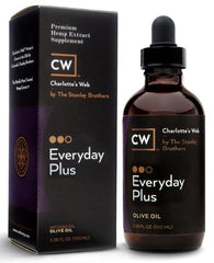 CW Hemp | Everyday Plus Olive Oil | 30 ml - 100 ml