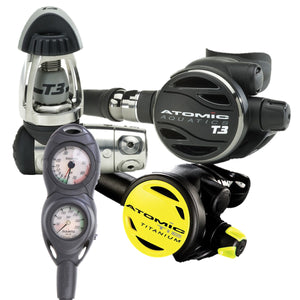 The dummies guide to choosing the right scuba diving regulators