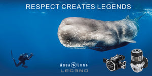 Aqua Lung Legend Regulators | NEW