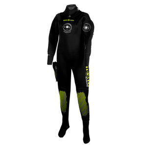 Blizzard 4mm Drysuit - Men's - Oyster Diving Equipment