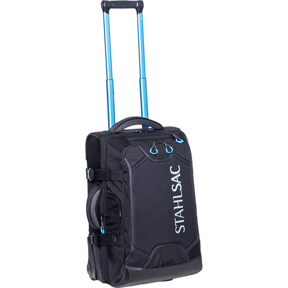 21″ Steel Carry-On Wheeled Bag - Oyster Diving Equipment