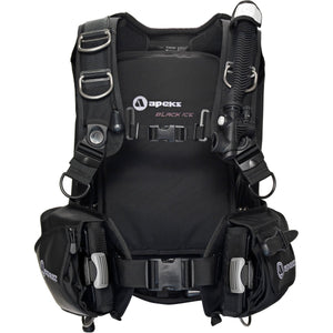 Black Ice BCD - Oyster Diving Equipment