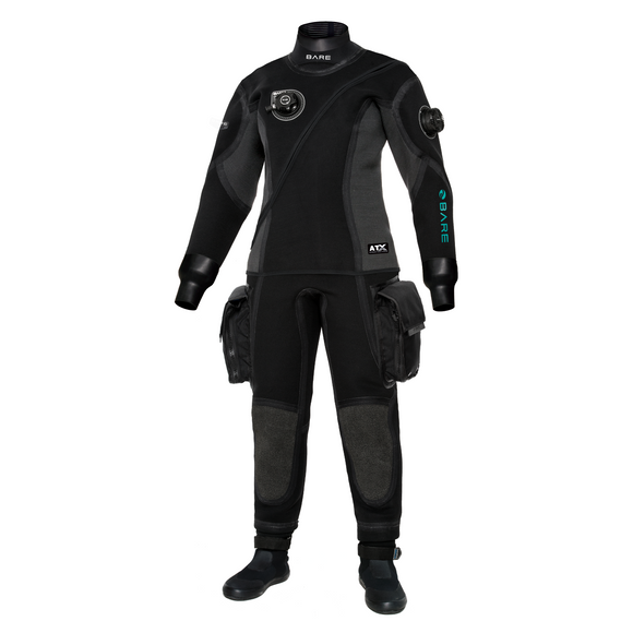 Bare Guardian Tech Drysuit - Oyster Diving Equipment
