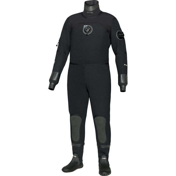 Bare D6 Pro Drysuit - Oyster Diving Equipment