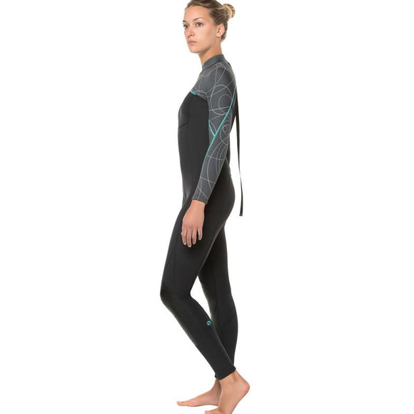 5mm Elate Full Wetsuit - Womens - Oyster Diving Equipment