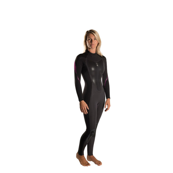 Xenos 3mm Wetsuit: Womens - Oyster Diving Equipment