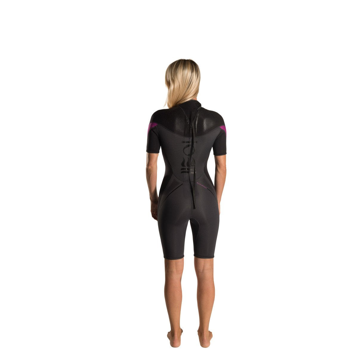 4cd37b3125 ... Xenos 3mm Shortie Wetsuit  Womens - Oyster Diving Equipment