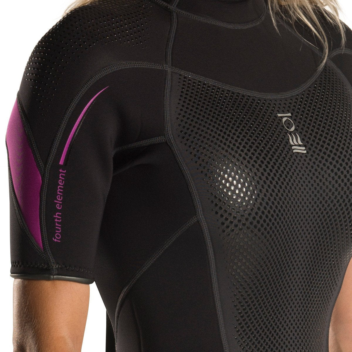64c6ab1c7e Fourth Element Womens Xenos 3mm Shortie Wetsuit