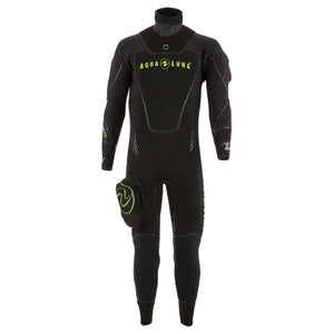 Iceland Semi-Dry Suit - Oyster Diving Equipment