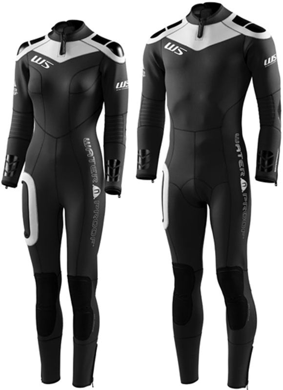 W5 3.5mm Wetsuit - Oyster Diving Equipment