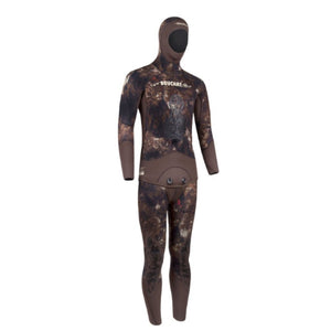 Rocksea Trigocamo Wide Freediving Jacket 3mm - Oyster Diving Equipment